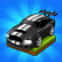 Battle Car Tycoon: Idle Merge games