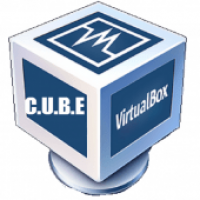 C.U.B.E Virtual Box simulador windows
