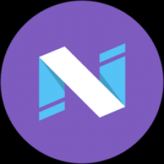 IN Launcher – Nougat 7.1 style
