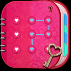 Secret Diary with lock