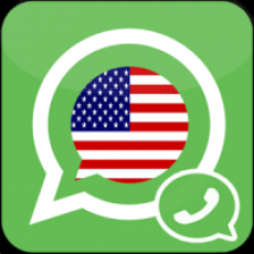 US Number For WhatApp – prank