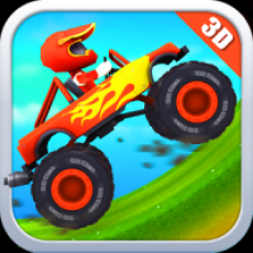 Hill Racing 3D: Uphill Rush