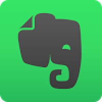 Evernote – stay organized.