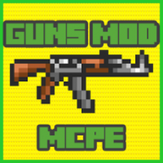 GUNS Mod for mcpe