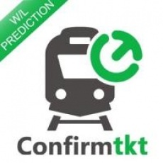ConfirmTkt – Train & Bus app
