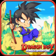Dragon Boy Jungle Adventure