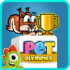 Pet Olympics – World Champion