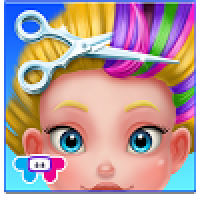 Crazy Hair Salon-Girl Makeover