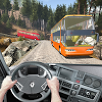 Tourist Bus Off Road Drive Sim