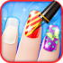 Nail Makeover – Girls Games