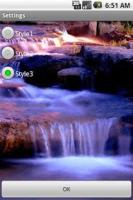 4D Waterfall Live Wallpaper APK