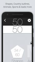 50 50 - Addictive Slicing Game APK