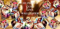3D Photo Cube Live Wallpaper for PC