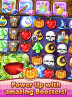 Witch Puzzle - Match 3 Game APK