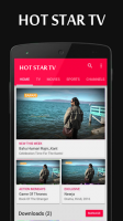 Hot Star Tv – Movies ,Tv Shows for PC