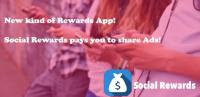 Social Rewards, earn cash home for PC