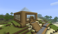 Building for Minecraft PE for PC