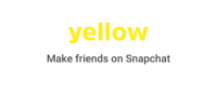 Yellow - Make new friends for PC