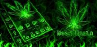 Weed Rasta GO Launcher Theme for PC
