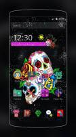Sugar Skull Theme for PC