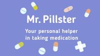 Mr. Pillster - pills reminder for PC