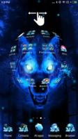 Ice Wolf 3D Theme for S7 APK