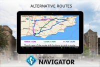 MapFactor GPS Navigation Maps for PC