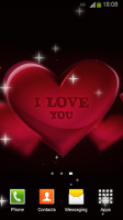 I Love You Live Wallpaper for PC
