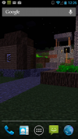 ZombieTown Minecraft Wallpaper APK