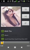 Music player for PC