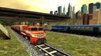 Train Racing Games 3D 2 Player for PC