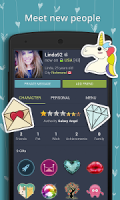 Chat ❤️ Meet People - Gala APK