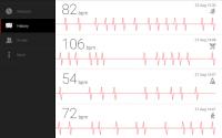 Cardiograph - Heart Rate Meter APK
