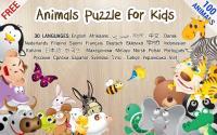 Animals Puzzle for Kids APK