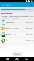 AirWatch Agent for PC