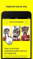 How to use snapchat 2016 APK