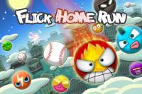 Flick Home Run! baseball game APK