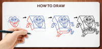 Draw Spongebob for PC