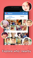 InstaMessage-Chat,meet,hangout APK