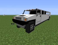 Car MOD For Minecraft PE APK