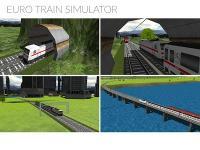 Euro Train Simulator APK