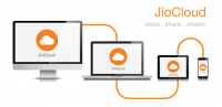 JioCloud for PC