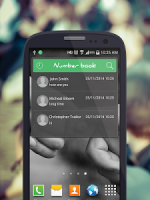 NumberBook Social APK