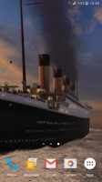 Titanic 3D Live Wallpaper for PC