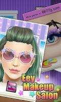 Eyes Makeup Salon - kids games APK