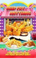 Deep Fry Maker - Street Food APK