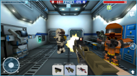 Blocky Cars Online fun shooter for PC