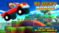 Blocky Roads APK