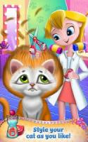 Crazy Cat Salon-Furry Makeover APK