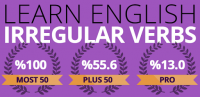 English Irregular Verbs for PC